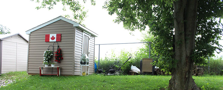 Products & Services - Country Gardens RV Park